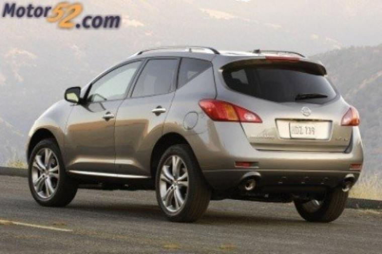 Pocos cambios para el nuevo Nissan Murano