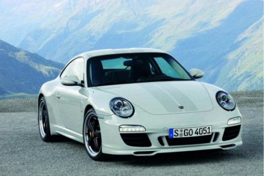 Porsche 911 Sport Classic, la leyenda vuelve a la carretera