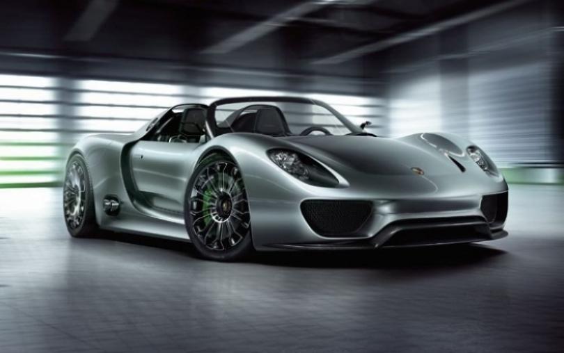 Porsche 918 Spyder híbrido, vídeo oficial