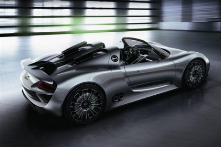 Porsche quiere fabricar el 918 Spyder