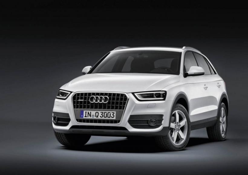 Precios del Audi Q3 para Alemania