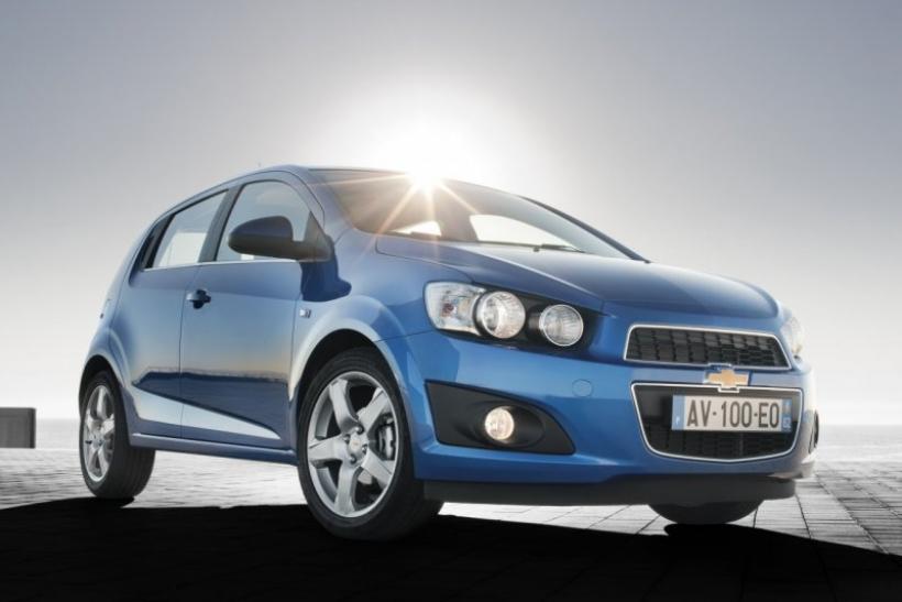 Precios para España del Nuevo Chevrolet Aveo 2012