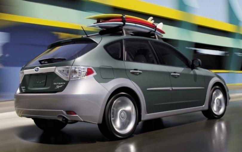 Precios Subaru Impreza 2011