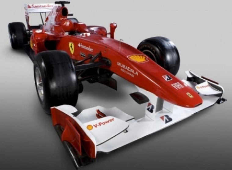 Presentación Ferrari F10: Conferencia de Prensa