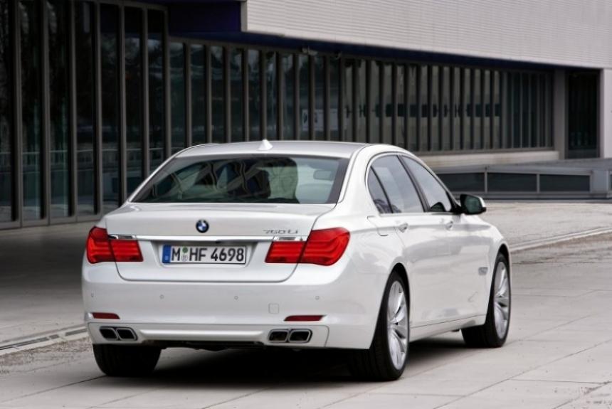 Presentados los 760i y 760Li de BMW