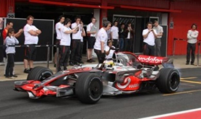 Previo Gran Premio de Francia, Magny-cours, del 20 al 22 de junio de 2008