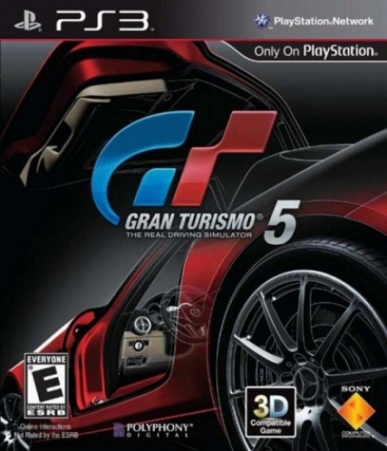 Primer comercial del Gran Turismo 5