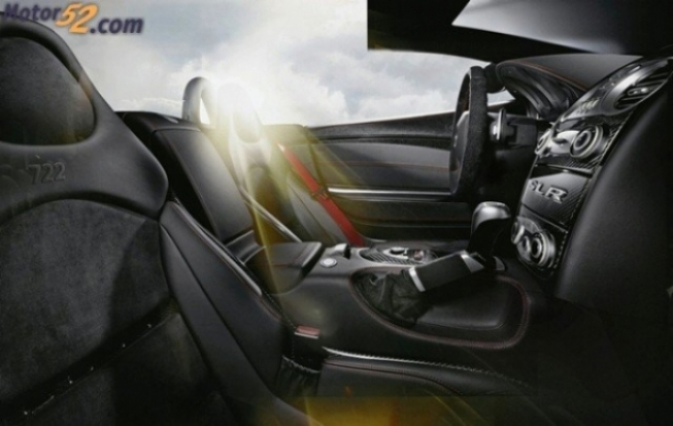 Primeras Imágenes del Mercedes-Benz SLR McLaren Roadster 722