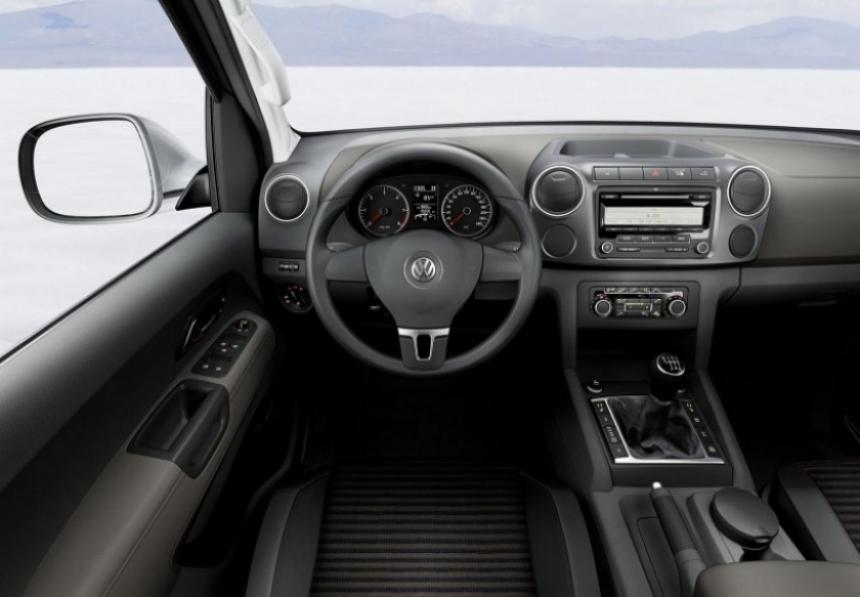 Primeros datos y fotos oficiales de la VW Amarok.