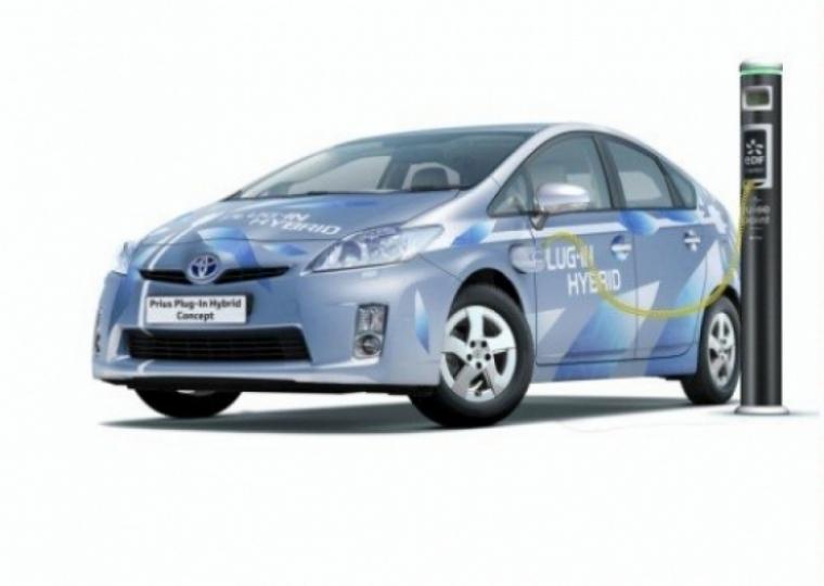 Prius plug-in y Auris Hybrid concept confirmados para Frankfurt.
