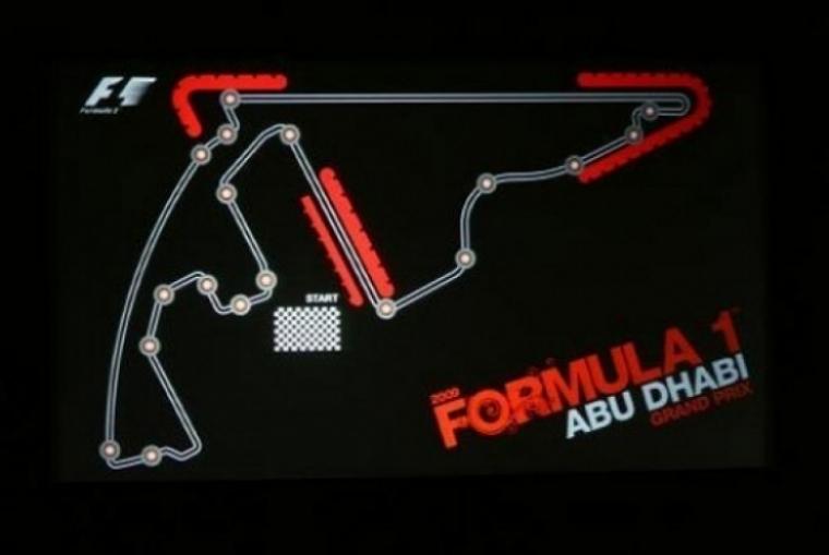 Programa y horarios del GP de Abu Dhabi