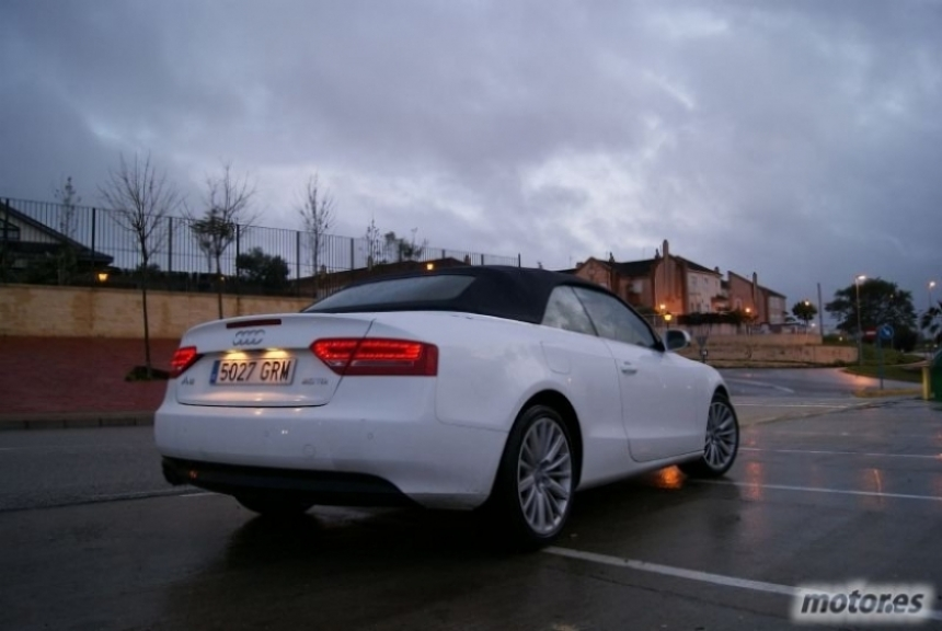 Prueba Audi A5 Cabriolet 2.0TDI 170cv.