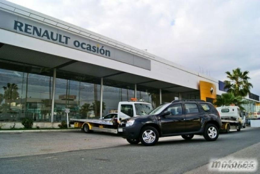 Prueba Dacia Duster 4x2 85cv
