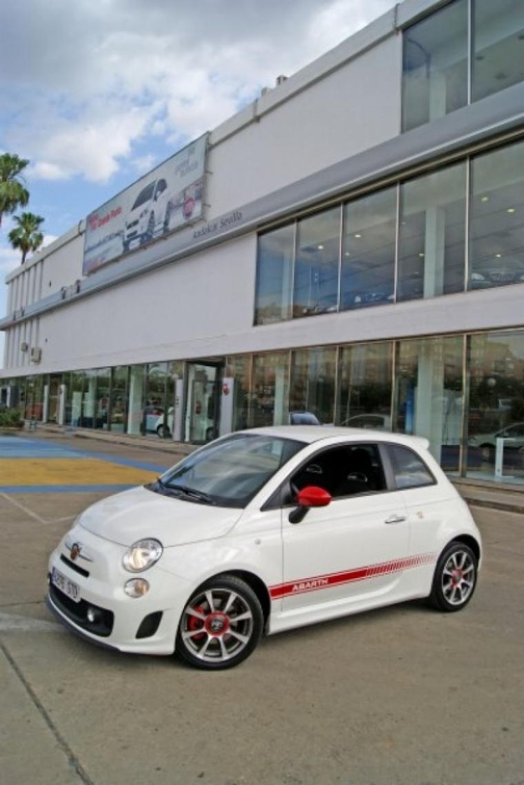 Prueba Fiat 500 Abarth: El Escorpión ha vuelto