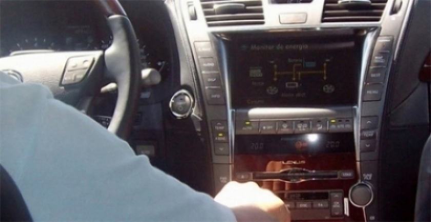 Prueba Lexus Ls 600h (Parte 3): Seguridad y Conducción