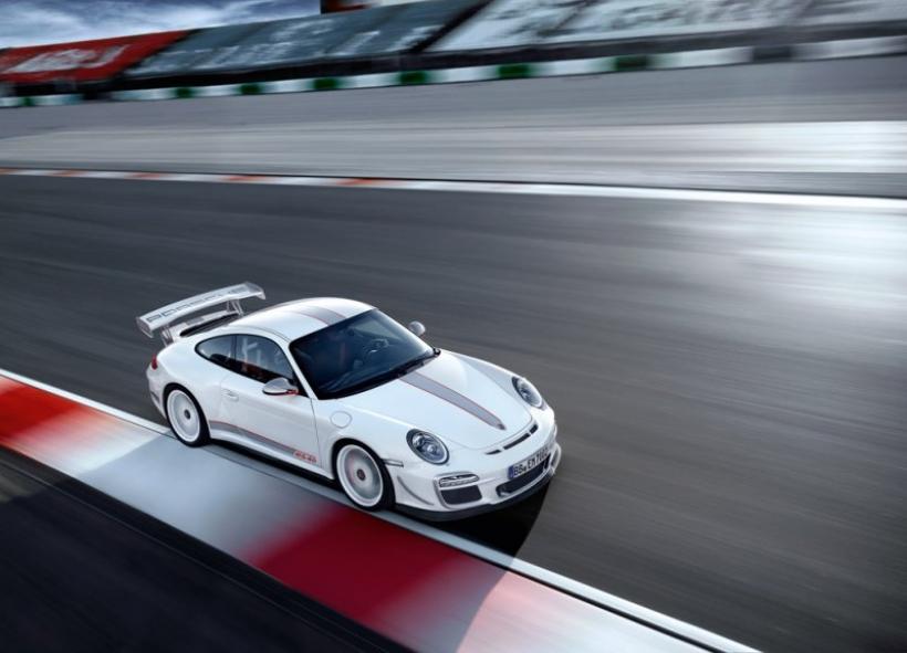 Publicados los datos oficiales del Porsche 911 GT3 RS 4.0