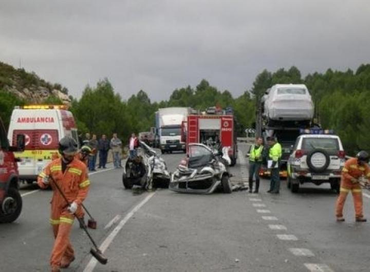 ¿Puede alterarse el escenario de un accidente de tráfico?