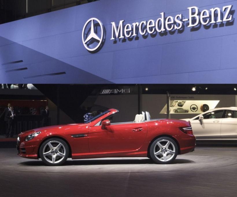 Que llevará Mercedes-Benz al Salón de Barcelona 2011