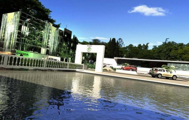 Que llevará Skoda al Salón de Barcelona 2011