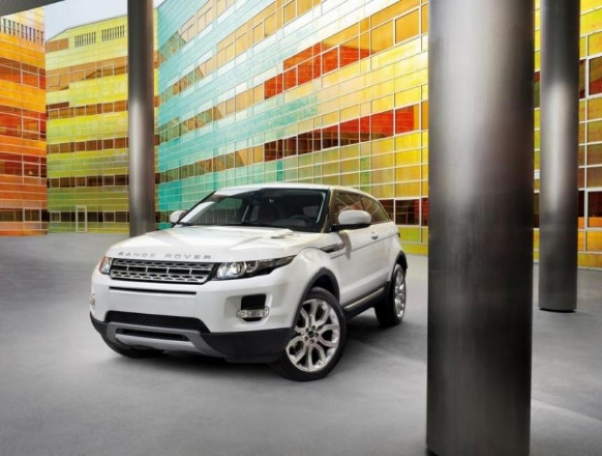Range Rover Evoque, al detalle antes de París