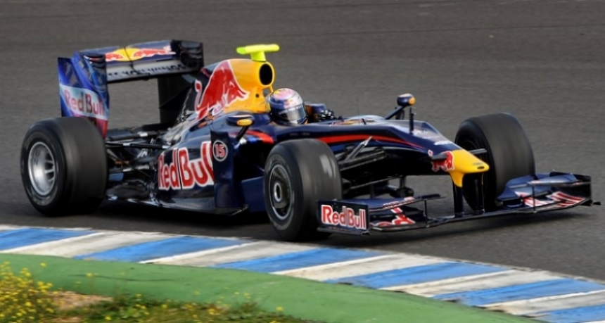 Red Bull no estará en los entrenamientos de Valencia