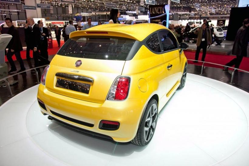 Registrado el Fiat 500 Coupé By Zagato