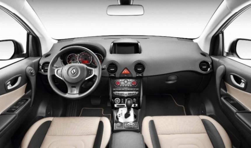 Renault presenta el Koleos White Edition