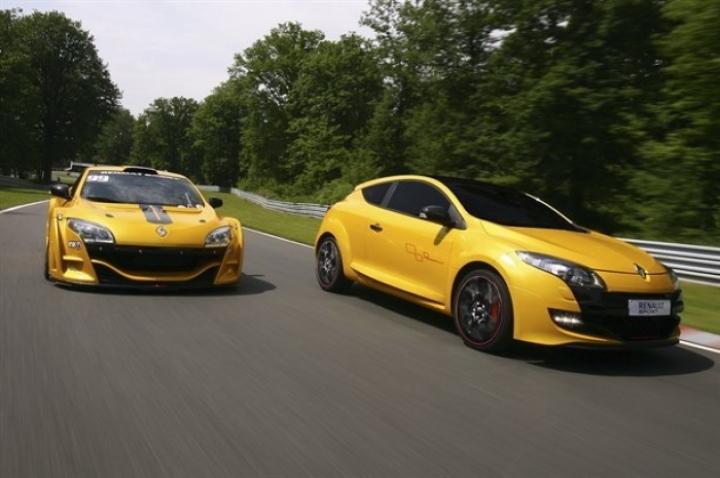 Renault presenta el poderoso RS Megane 265 Trophy