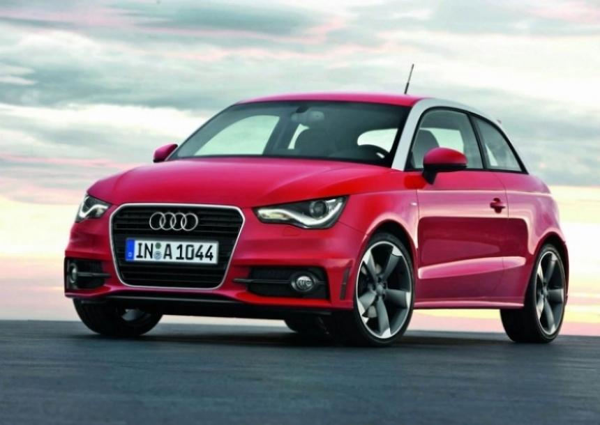 S1, el Audi A1 recargado hace su estreno en París