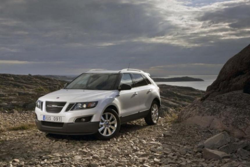 Saab descarta una versión diesel del 9-4X