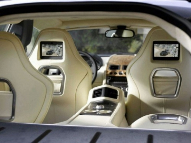 Salón de Frankfurt: Aston Martin Rapide de producción.