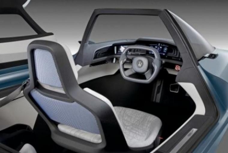 Salón de Frankfurt: Volkswagen L1 Concept.