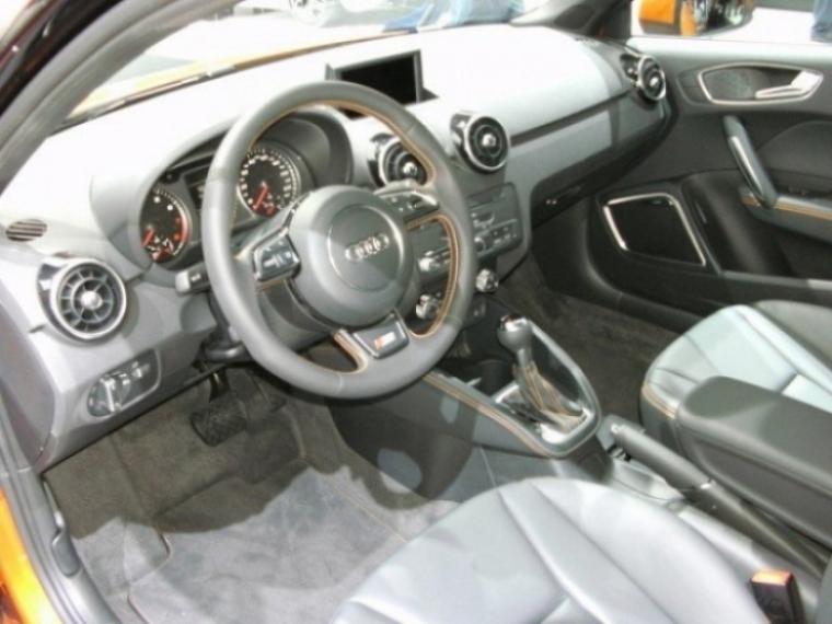 Salón de París 2010: Audi A1 1.4 TFSI en directo