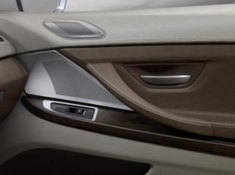 Salón de París 2010, BMW Serie 6 Coupe Concept presentado