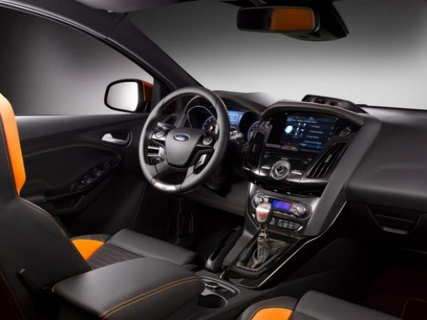 Salón de París 2010: Ford Focus ST revelado.