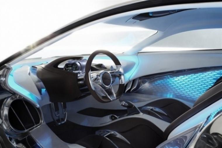 Salón de París 2010: Jaguar sorprende al mundo con el C-X75 Concept