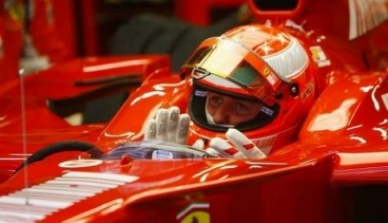 Schumacher habla de sus entrenamientos