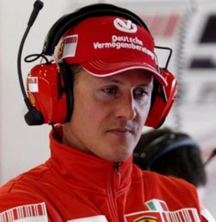 Schumacher no correrá en el GP de Valencia