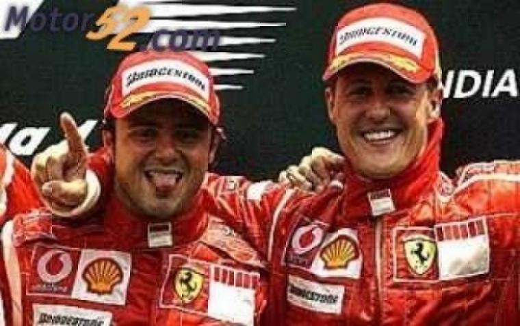 Schumacher no da por muerto a Massa y confía en él
