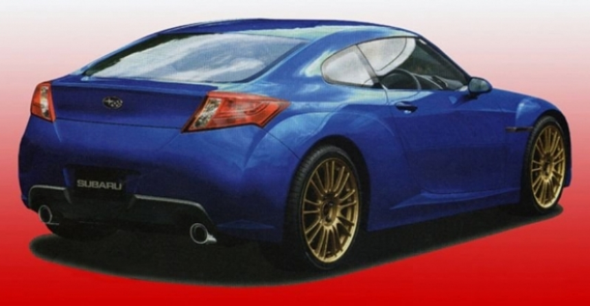 Se conocen algunos detalles del Subaru 216A.