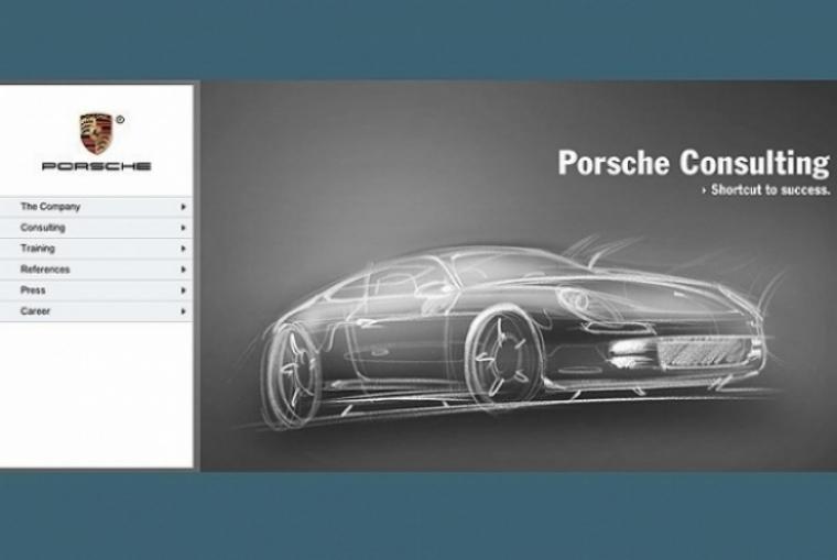 Se filtra un posible teaser del Panamera GT.