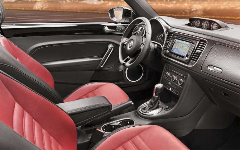 Se presenta el renovado Volkswagen Beetle