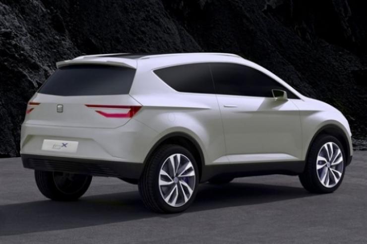 Seat muestra el IBX Concept, un nuevo jugador en el segmento de los SUV