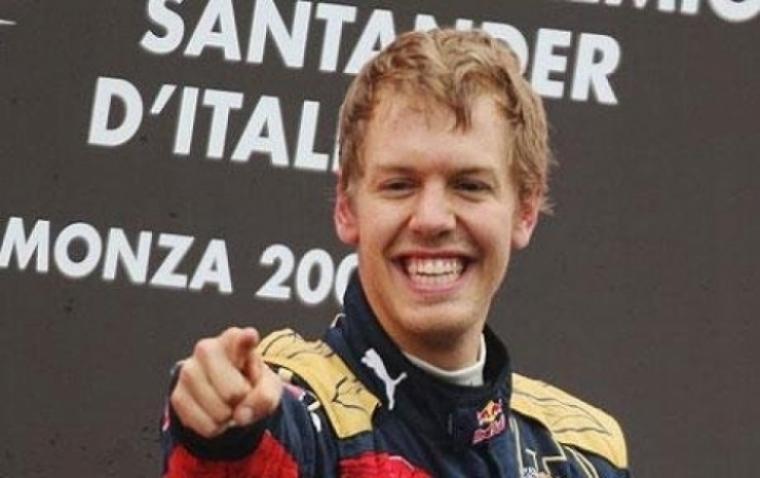Sebastián Vettel. El talento que asombra al mundo