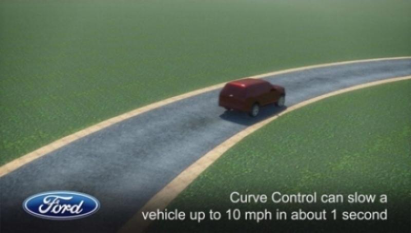 Sistema de Control de Curvas, lo nuevo del Ford Explorer 2011