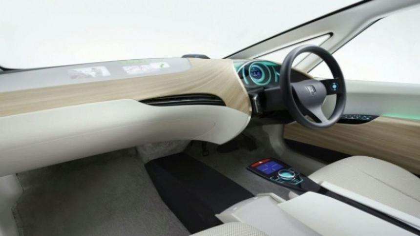 Skydeck, el nuevo  Honda FR-V