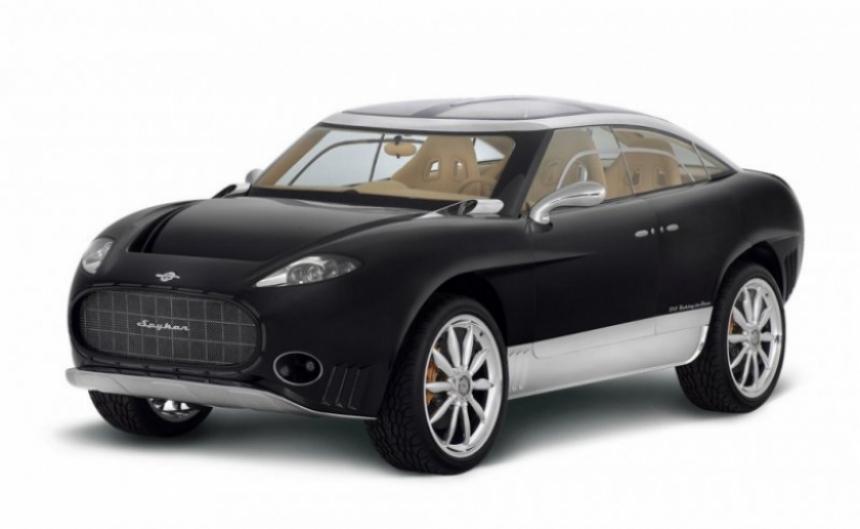 Spyker podría presentar el D8 Pekin-to-París en Frankfurt.