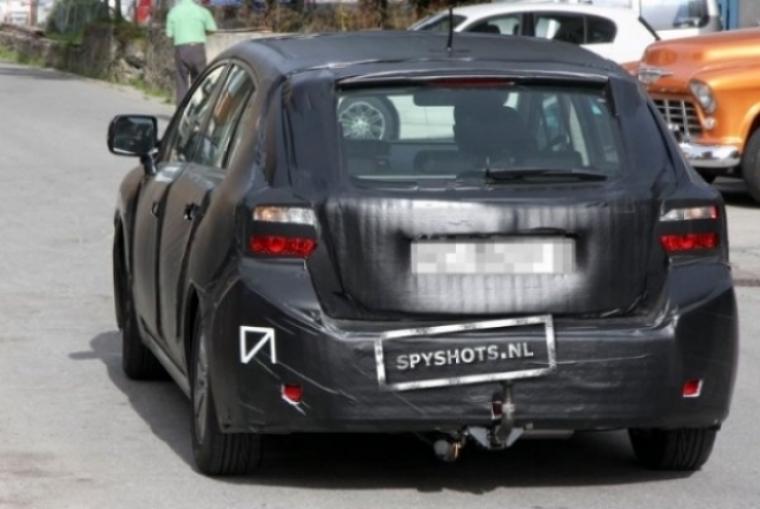 Subaru empieza a trabajar en el nuevo Impreza
