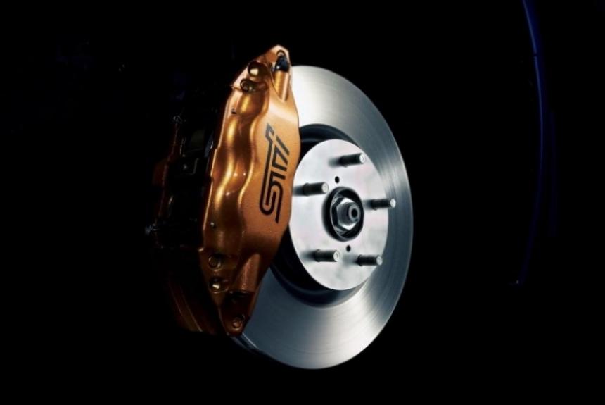 Subaru Impreza WRX STI Spec C presentado en Japón
