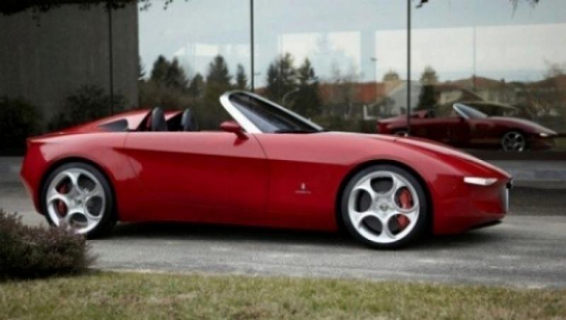 Surgen más detalles sobre el Alfa 4C GTA Concept